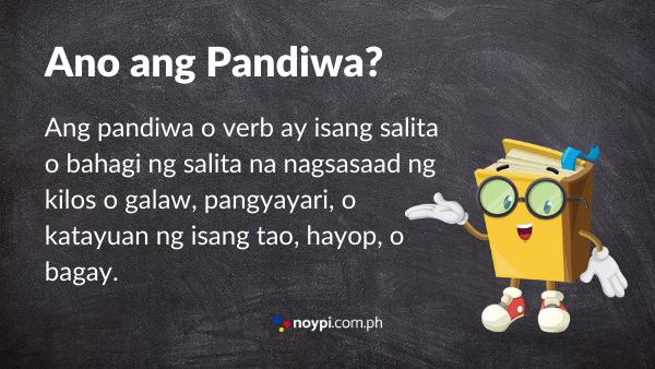 Ano ang Pandiwa? Image