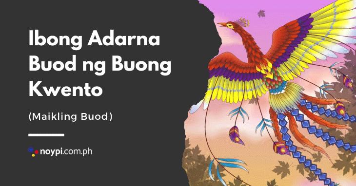 Ibong Adarna Buod ng Buong Kwento (Maikling Buod)