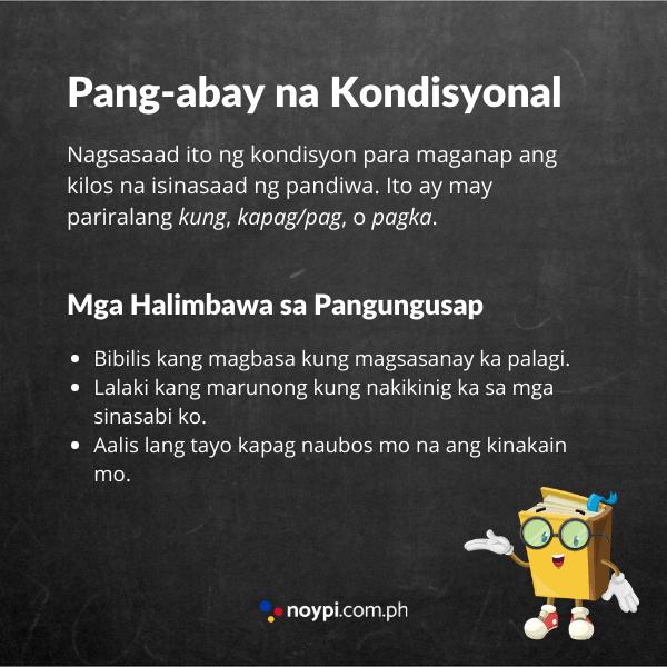 Pang-abay na Kondisyonal Image