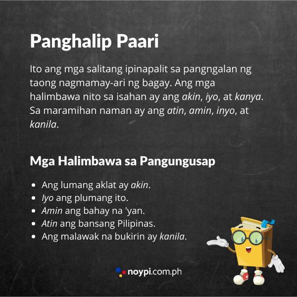 Panghalip Paari Image