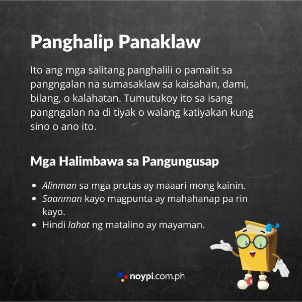 Panghalip Panaklaw Image