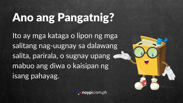 Ano ang Pangatnig? Image