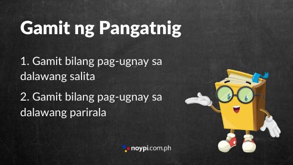 Gamit ng Pangatnig Image