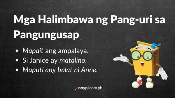 Mga Halimbawa ng Pang-uri sa Pangungusap Image