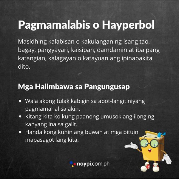 Pagmamalabis na Tayutay Image
