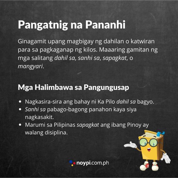 Pangatnig na Pananhi Image