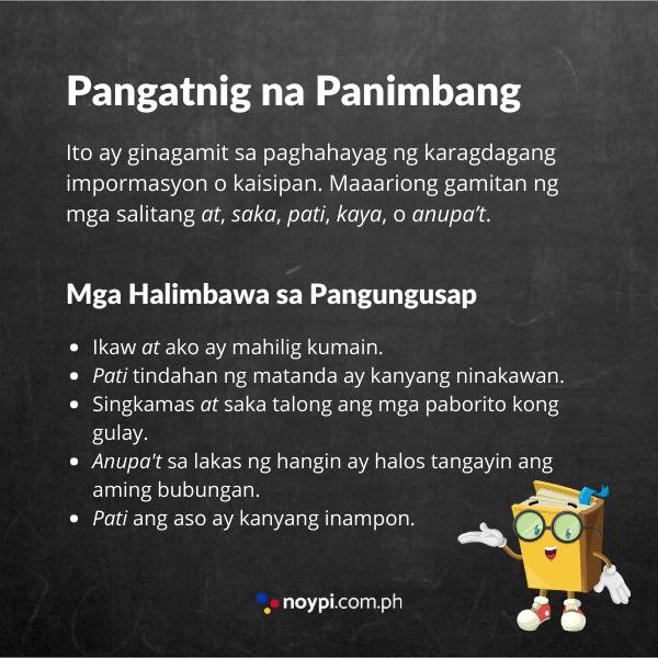 Pangatnig na Panimbang Image