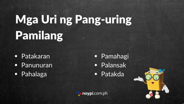 Mga Uri ng Pang-uring Pamilang Image