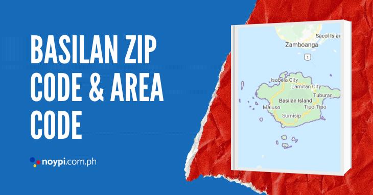 Basilan Zip Code and Area Code