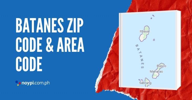 Batanes Zip Code and Area Code
