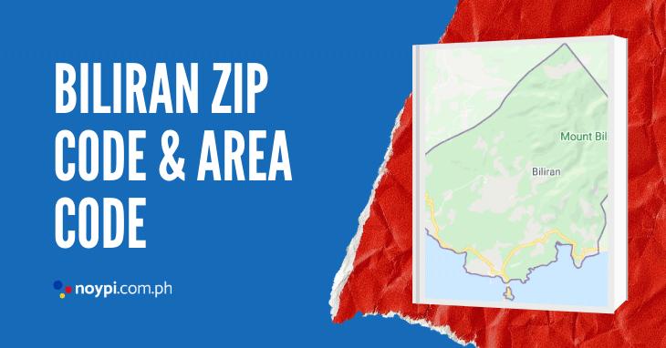 Biliran Zip Code and Area Code