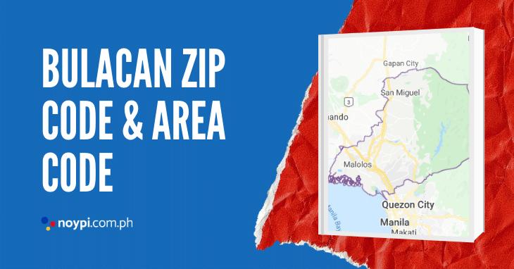 Bulacan Zip Code and Area Code