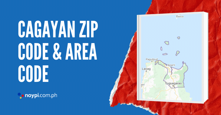 Cagayan Zip Code and Area Code