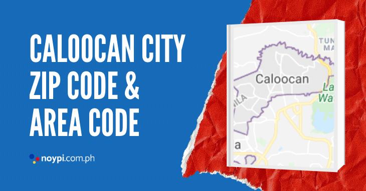 Caloocan Zip Code and Area Code