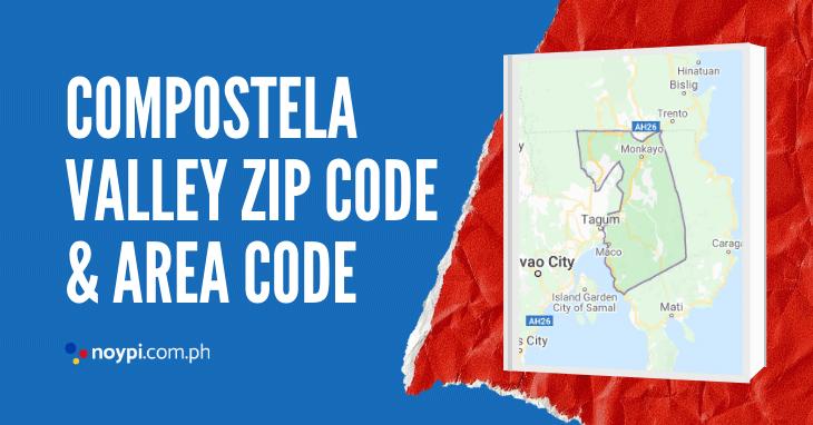 Compostela Valley Zip Code and Area Code