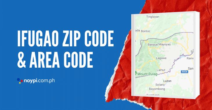 Ifugao Zip Code and Area Code