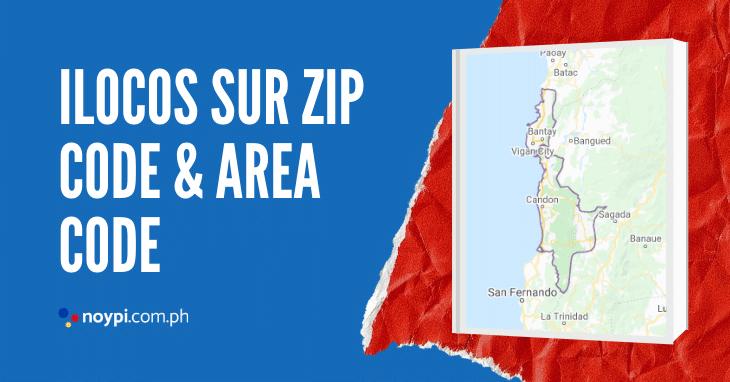 Ilocos Sur Zip Code and Area Code