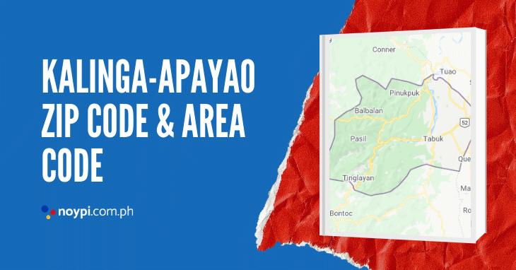 Kalinga-Apayao Zip Code and Area Code