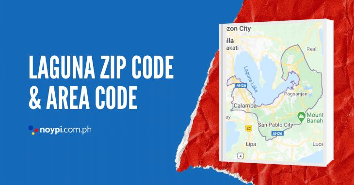 Laguna Zip Code and Area Code