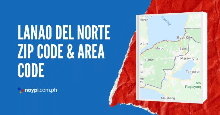 Lanao Del Norte Zip Code and Area Code