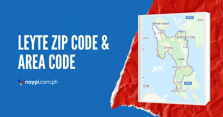 Leyte Zip Code and Area Code
