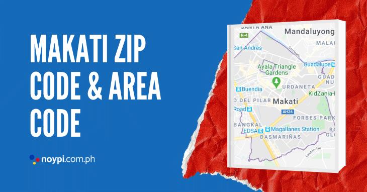 Makati Zip Code and Area Code