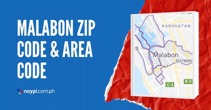 Malabon Zip Code and Area Code