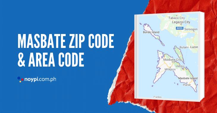Masbate Zip Code and Area Code