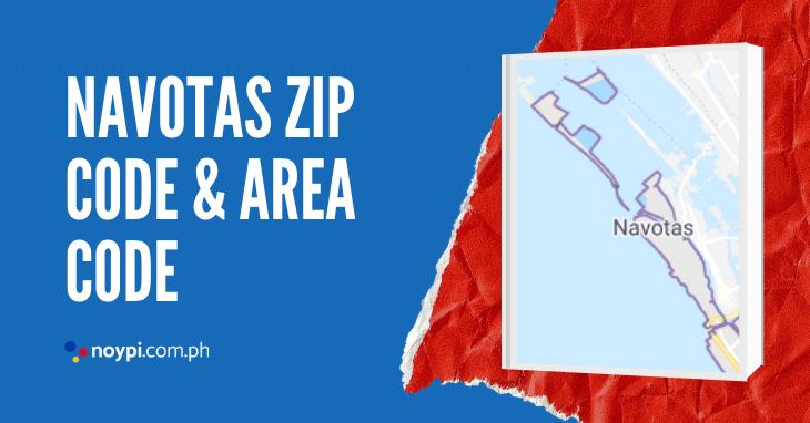 Navotas Zip Code and Area Code
