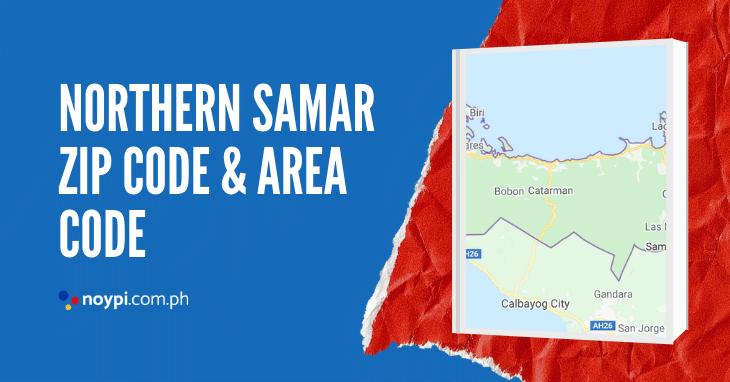 Northern Samar Zip Code and Area Code