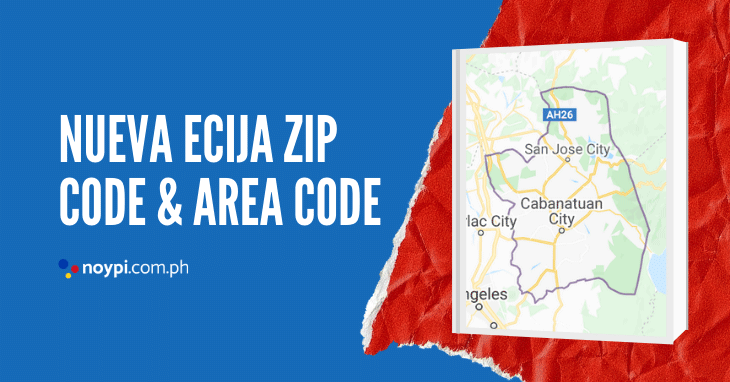 Nueva Ecija Zip Code and Area Code
