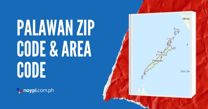 Palawan Zip Code and Area Code