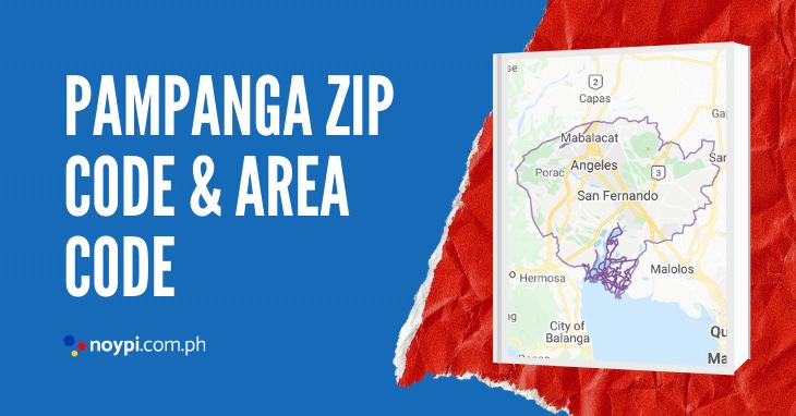 Pampanga Zip Code and Area Code