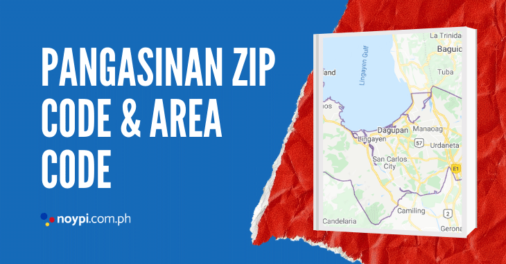 Pangasinan Zip Code and Area Code