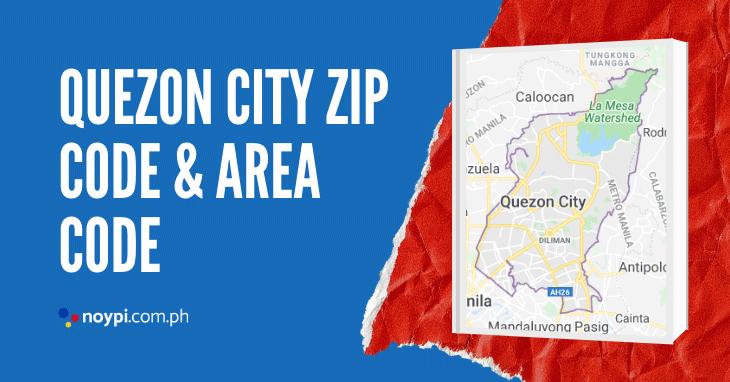 Quezon City Zip Code and Area Code