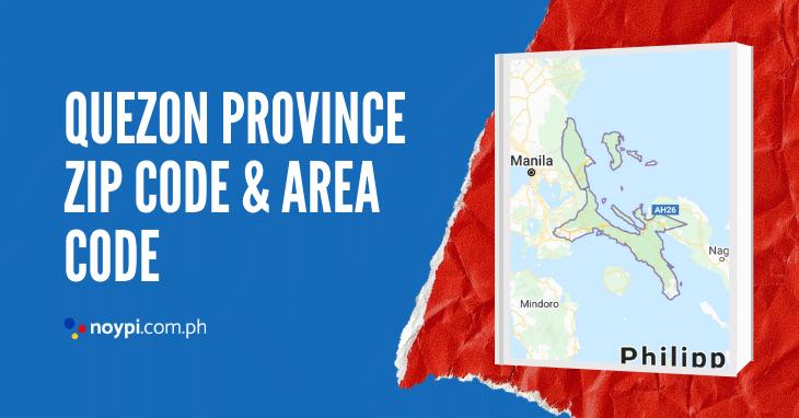 Quezon Province Zip Code and Area Code