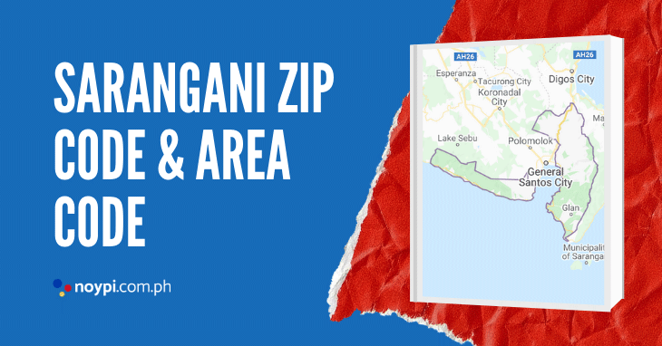 Sarangani Zip Code and Area Code