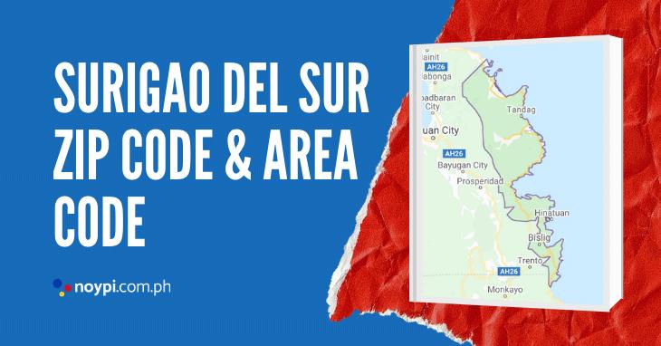 Surigao Del Sur Zip Code and Area Code
