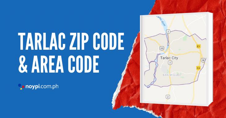Tarlac Zip Code and Area Code