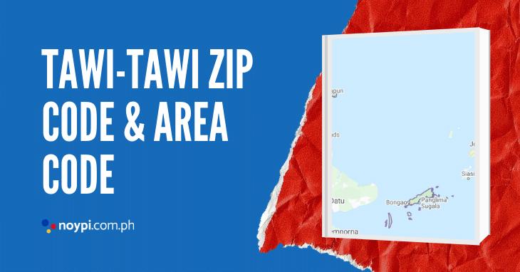 Tawi-Tawi Zip Code and Area Code