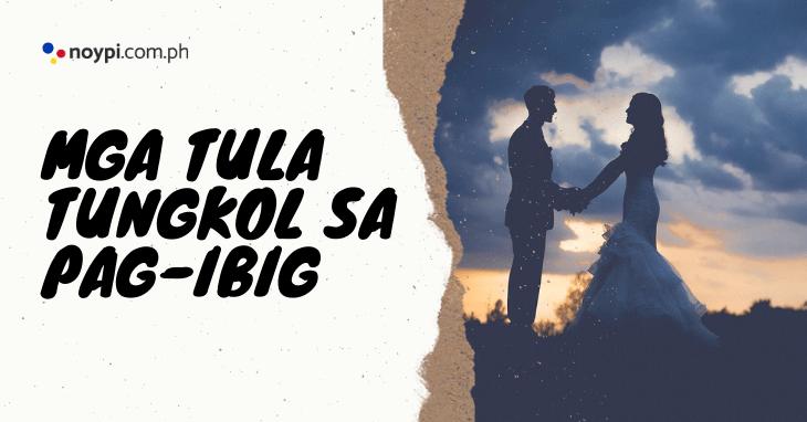 Tula Tungkol sa Pag-ibig (26 Tula)
