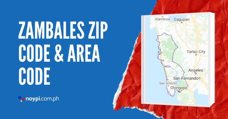 Zambales Zip Code and Area Code