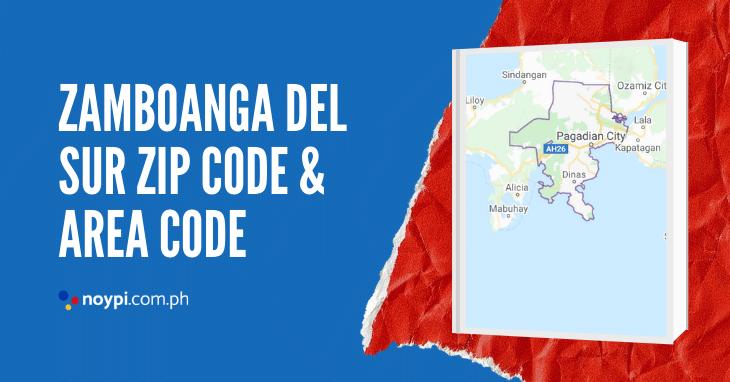 Zamboanga Del Sur Zip Code and Area Code