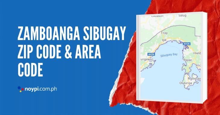 Zamboanga Sibugay Zip Code and Area Code